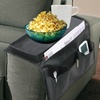 Arm-Rest Organizer