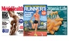 Health and Lifestyle Magazines: Health- and Lifestyle-Magazine Subscriptions (Up to 51% Off). Seven Options Available.