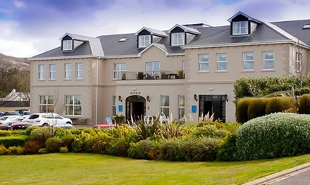 Co. Donegal: 2 Nights For Two with Breakfast and Option for Spa Treatment at the 4* Ballyliffin Lodge Hotel and Spa