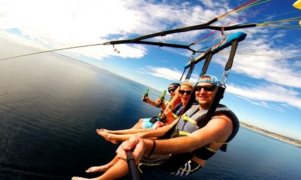 Parasail for One or Tandem Flight for Two at Dana Point Parasailing (Up to 31% Off)