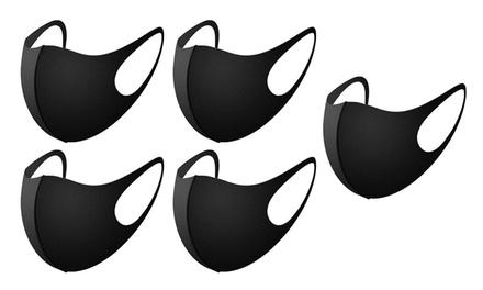 5 or 10 Reusable Face Masks