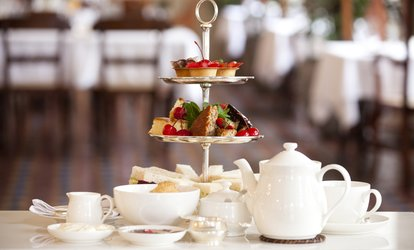 image for Afternoon Tea for Two or Four with Optional Prosecco at Aroma Cafe Bar
