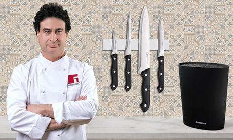 Set de hasta 4 cuchillos y/o tacoma