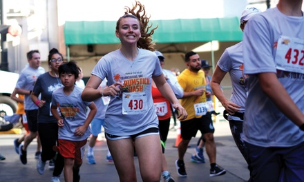 Little Gobblers, 5K, or 10K Registration to Drumstick Dash on November 28 (Up to 50% Off); Six Options Available