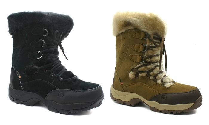 76c1e119dbe Hi-Tec Waterproof Boots   Groupon Goods