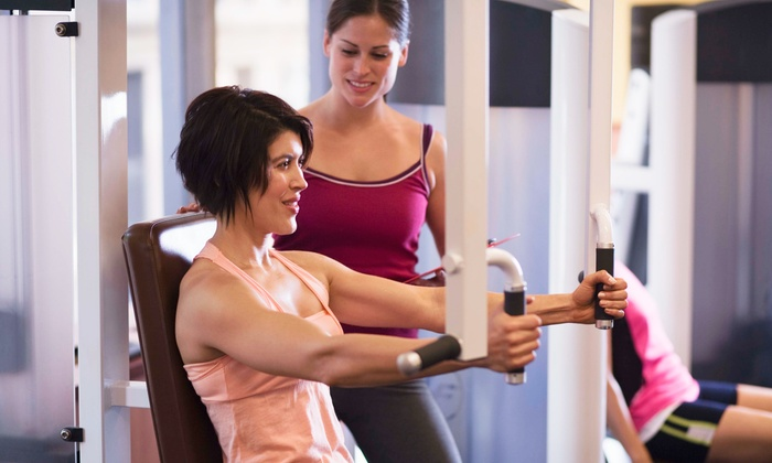 Jen Raby Fitness - Midtown: 5 or 10 Personal-Training Sessions at Jen Raby Fitness (Up to 70% Off)