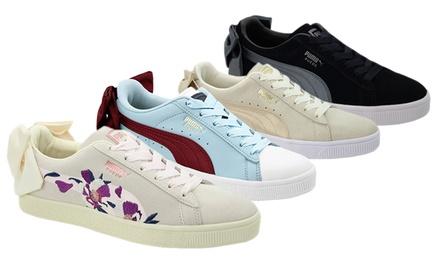 Puma Bow Women's Sneakers