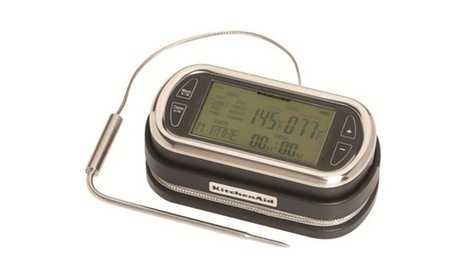 KitchenAid Gourmet Digital Remote Thermometer photo