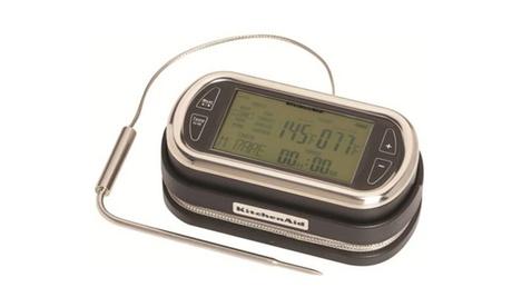 KitchenAid Gourmet Digital Remote Thermometer photo