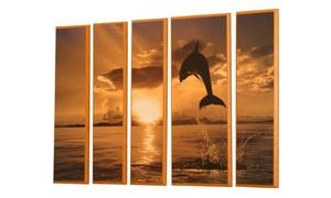 פיקצ'ר פרפקט- picture perfect: פיקצ'ר פרפקט: הדפסת תמונה על עץ, המחולקתל-3/4 חלקים במגוון צבעים וגדלים, בשיטה ייחודית, איכותית, יוקרתית ועמידה במיוחד