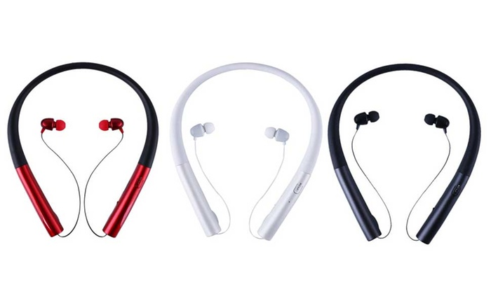 745609c2b25 Up To 62% Off on Techy Guru Bluetooth Earbuds | Groupon Goods