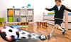 Air Power Hovering Soccer Disc: Air Power Hovering Soccer Disc