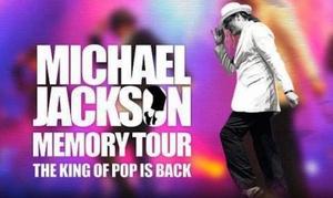 """Peter Jesche Shows & Konzerte Berlin: 1 Ticket für die """"Michael Jackson Memory Tour"""" an einem Termin und Ort nach Wahl (bis zu 30% sparen)"""