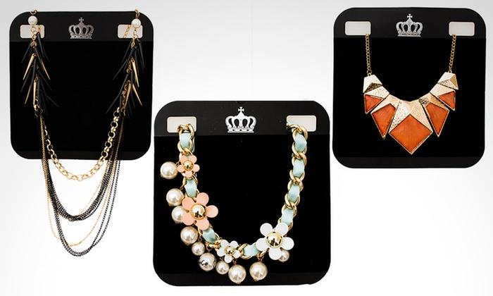 pick up - Sucursal Abasto: Desde $55 en vez de $95 por accesorios de bijouterie a elección con retiro en sucursal Abasto