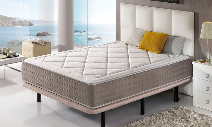 matelas sensation printemps 32 cm groupon. Black Bedroom Furniture Sets. Home Design Ideas