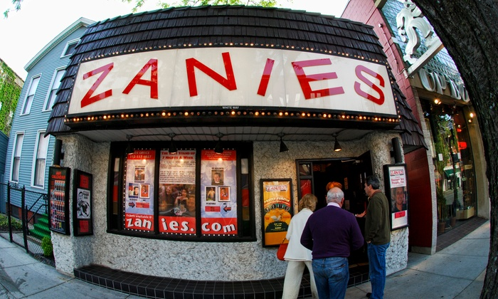 Zanies Comedy Night Club - Multiple Locations: Standup Comedy Show at Zanies Comedy Club (Up to 60% Off)