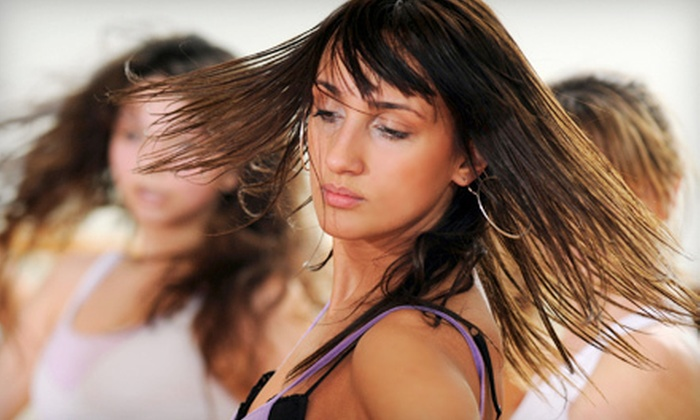 Uptown Ballroom - Buckman: $24 for 20 Zumba Classes at Uptown Ballroom ($160 Value)