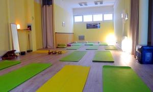 Au Rendez-vous des Yogis: 3 ou 5 séances d'1h15 de yoga dès 19,99 € au centre Au Rendez-vous des Yogis