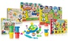 Playdough Playsets - Multiple Options (Cooking, Gardening, Education)