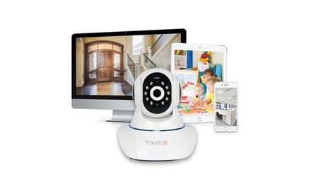 Pan/Tilt indoor camera's, naar keuze met SDkaart van 32 of 64 GB