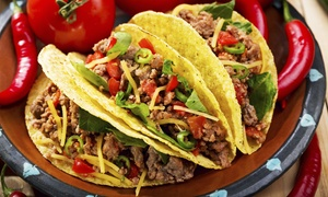 Danals Mexican Restaurant: Mexican Food for Two During Breakfast, Lunch or Dinner at Danals Mexican Restaurant (40% Off)