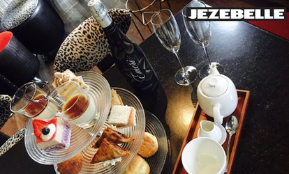 Spanish-Inspired High Tea and Wine for Two ($59) or Four People ($115) at Jezebelle, Guildford (Up to $180 Value)
