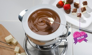 The Coco Jungle Chocolate Lounge: Choice of Dessert with Italian Hot Chocolate for Two ($15) or Four ($29) at Coco Jungle Chocolate (Up to $58 Value)