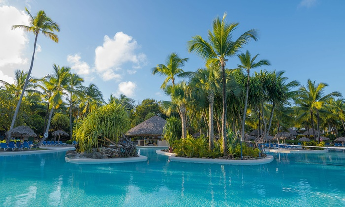 All-Inclusive Dominican Vacation with Airfare from Apple Vacati