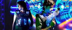 50% Off Laser Tag at Ultrazone Bailey's Crossroads, LLC, plus 6.0% Cash Back from Ebates.