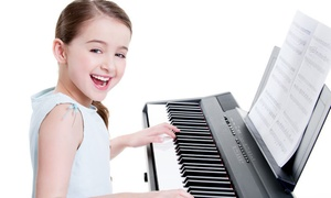 Lone Star Music Academy: 45-Minute Musical Instrument Lesson at Lone Star Music Academy (50% Off)