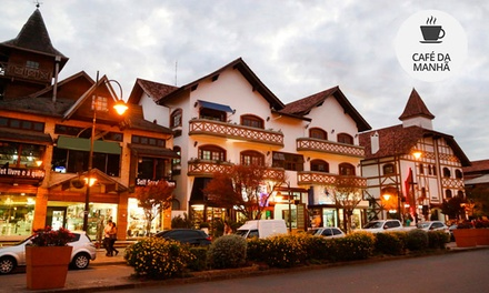 Gramado/RS: até 7 noites para 2 + café da manhã (opções de Natal Luz e Feriados) na Colina Premium Hotel