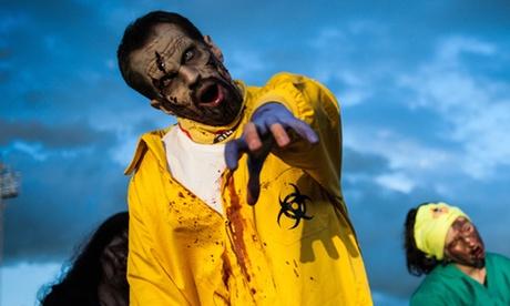 Entrada a Survival Zombie para 2 o 3 supervivientes del 27 de enero al 24 de febrero desde 29 € en 7 ubicaciones