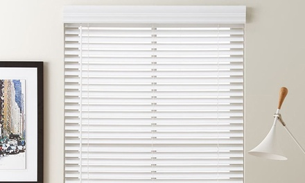 PVC Easy to Hang Blinds