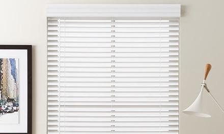 PVC Easy to Hang Venetian Blinds