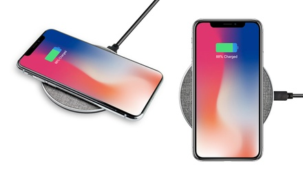 Apachie 10W Fabric Qi Charger