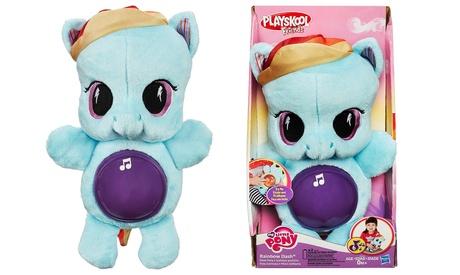 Playskool Pony arcoiris peluche calmante para bebés