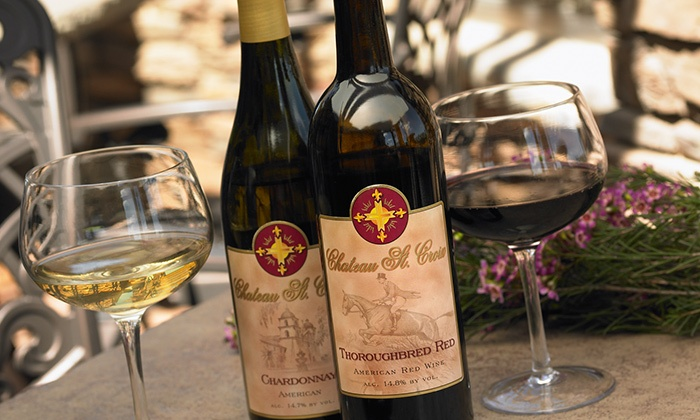 Cau St Croix Winery S Wine Tasting For Two Or Four With