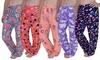 Women's Cozy Fleece Lounge Pants (2-Pack): Women's Cozy Fleece Lounge Pants (2-Pack)