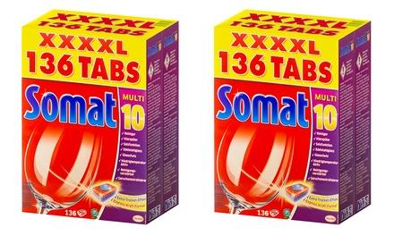 XXXXL-Paket Somat Multi 10 Geschirrspültabs (bis zu 45% sparen*)
