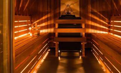 image for Luxury Private Sauna Session with Body Scrub for Two at Bath Haus Spa (47% Off)