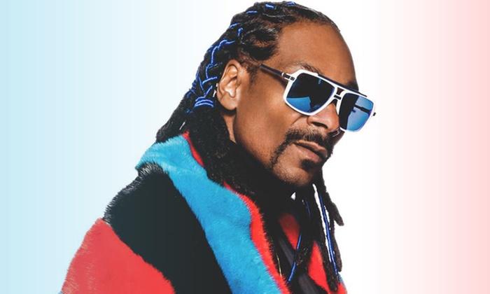 Snoop Dogg Snoop Dogg Puff Puff Pass Tour Groupon