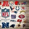 NFL Logo Compilation Sign