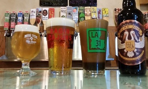 Up to 44% Off Beer Tasting at Bayou Teche Brewery at Bayou Teche Brewery, plus 6.0% Cash Back from Ebates.