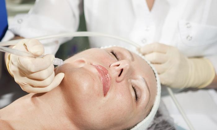 Dermocryo - NY EXTENSION - DERMOCRYO: Peeling au choix ou soin visage anti-âge dès 19,90 € chez Dermocryo
