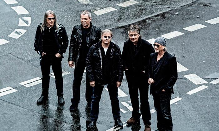 Deep Purple - The Pacific Amphitheatre: Deep Purple at The Pacific Amphitheatre on August 12 at 7:15 p.m. (Up to 55% Off)
