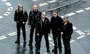 Deep Purple: Deep Purple at The Pacific Amphitheatre on August 12 at 7:15 p.m. (Up to 55% Off)