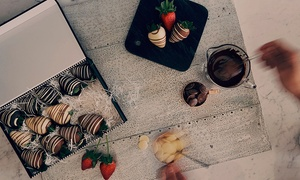 Parisi - Bondi Beach: Four ($10) or Eight Pieces of Chocolate-Covered Fruit ($19) for 1 or 2 People at Parisi - Bondi Beach (Up to $32 Value)