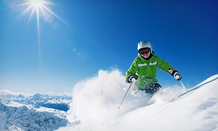 Beavers Sports Shop - Multiple Locations: One- or Two-Day Shape Ski or Snowboard Rental Package from Beavers Sports Shop (Up to Half Off)