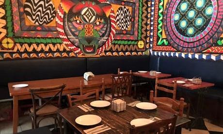 Menú mexicano con entrante, principal, postre y bebida en María Bonita Taco Bar (hasta 66% de descuento)