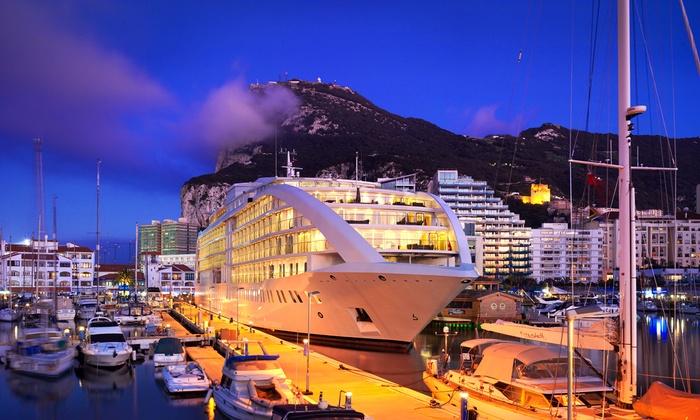 Fleetway Travel - Gibraltar: ✈ Gibraltar: 2, 3 or 5 Nights at 5* Sunborn Gibraltar with Breakfast and Flights*